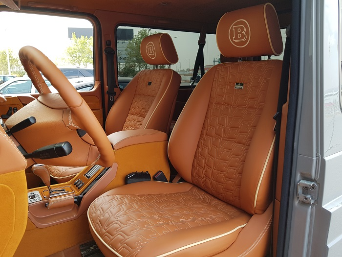 Δερμάτινα σαλόνια αυτοκινήτων